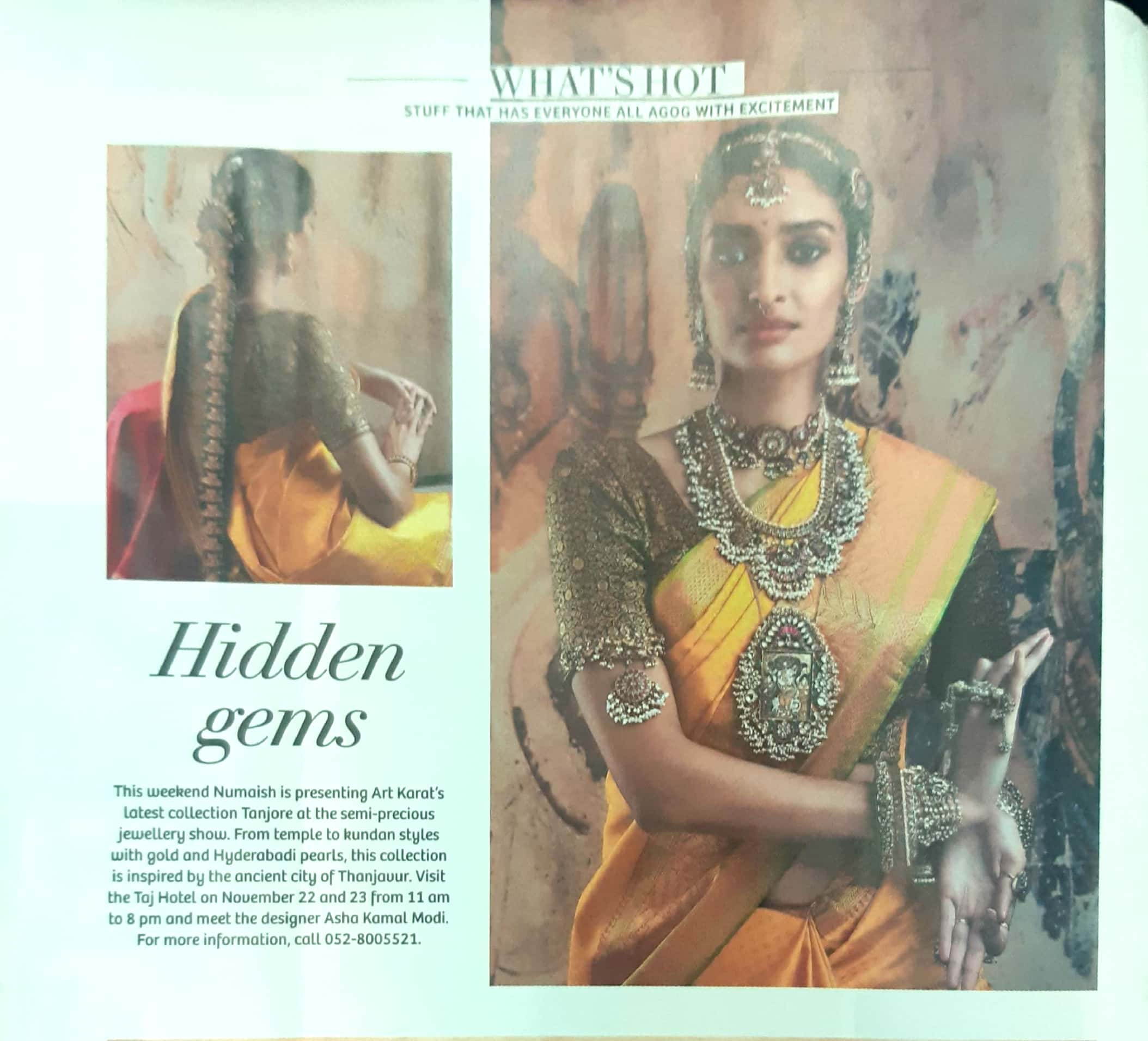 Art Karat - Nov 2019 - WKND Magazine