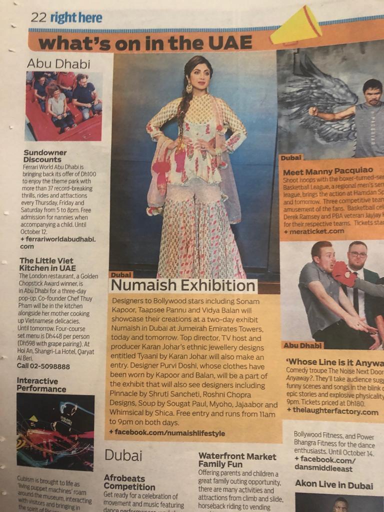 NUMAISH® Festive Fair 2019 - Tabloid - Gulf News